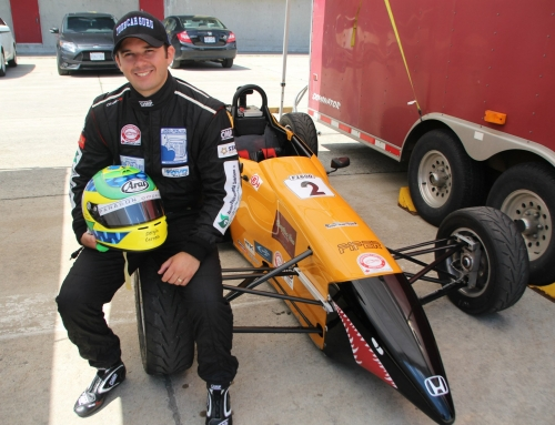 BGR Team Grote's Bruno Chapinotti scores first podium at CTMP